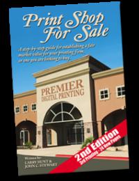 Print Shop For Sale