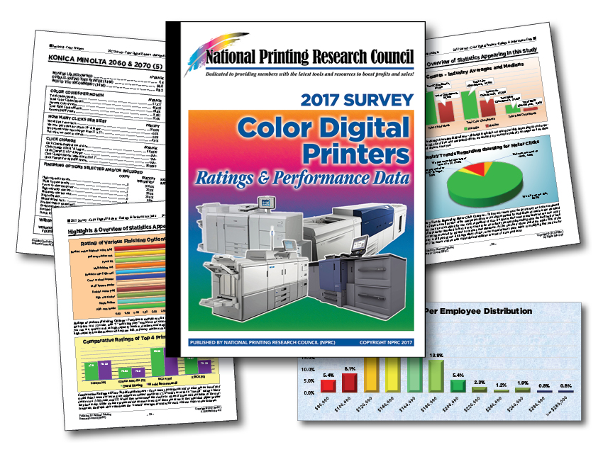 86 Offset And Digital Printing Production With