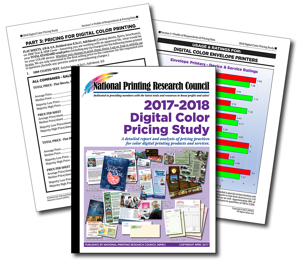 Industry Pricing Studies Validate Pricing Practices