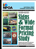 2015-16 Signs & Wide Format Pricing