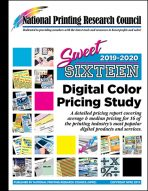 2019-2020 Digital Color Pricing Study